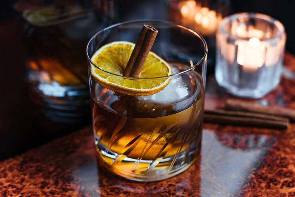 Cinnamon Old-Fashioned