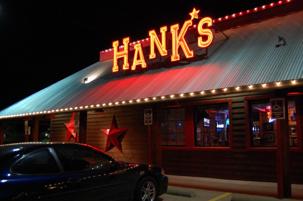 Hank's Texas Grill