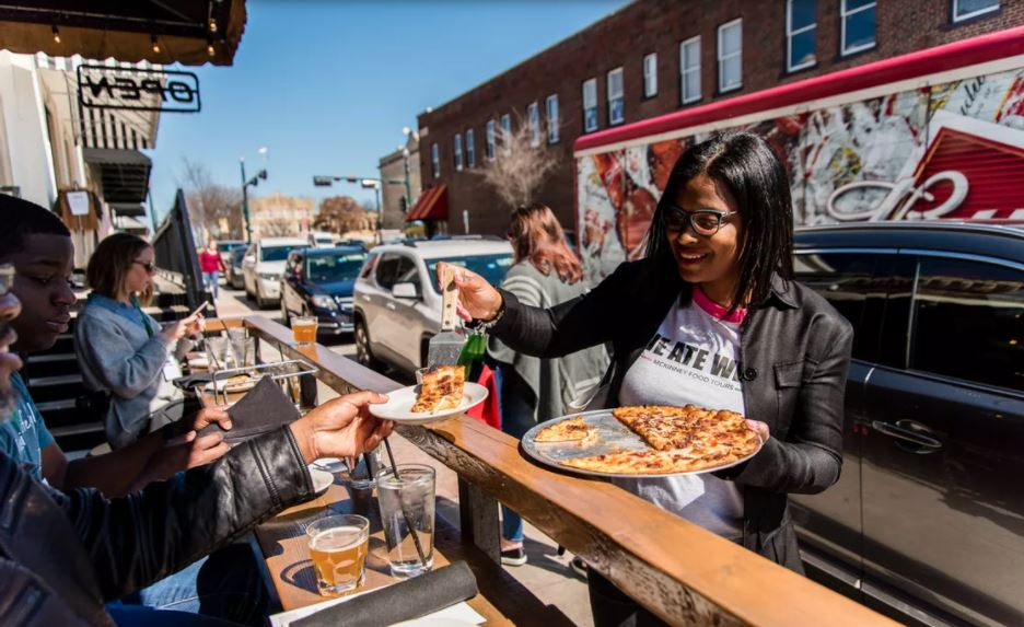 McKinney Historic Downtown Food Tour