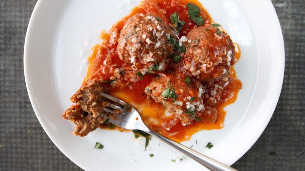 Italian Meatball Recipe Mario Batali